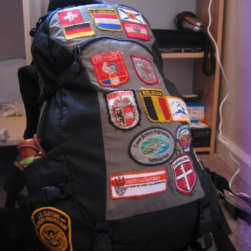 Travel Backpacking Gear List & Choosing The Right Backpack